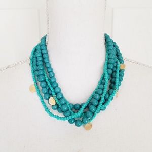 Baublebar | Tourquois Layers Necklace